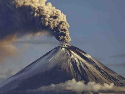 Ecuador's Sangay volcano erupts, causing darkness and gloominess
