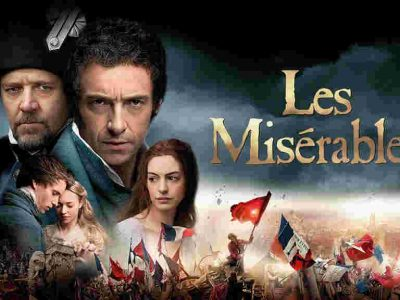 A sermon on Les Misérables, the 1832 uprising in France, and the colours black and red