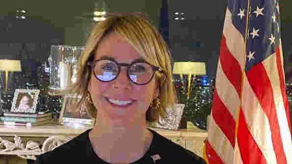 China and the USA nearly went to war in January 2021 over Kelly Craft's visit to Taiwan