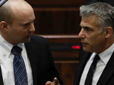 Bennett and Lapid to rotate as prime ministers and bring an end to the era of Netanyahu?