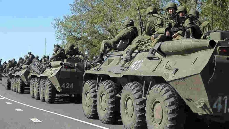 The ceasefire in Donbas breaks, prompting Russian military build-up near Ukraine