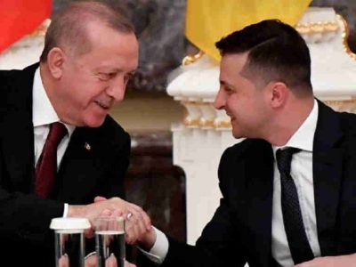 Zelensky seeks military help from Erdogan, and Navalny wants a Quran while in prison