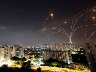 Hamas starts a war against Israel on Jerusalem Day