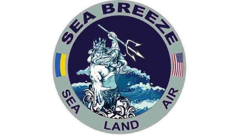 Sea Breeze 2021 in the Black Sea involves a record 32 countries from 6 continents