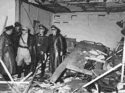 Did you know that during WWII there were at least 42 attempts to assassinate Hitler?