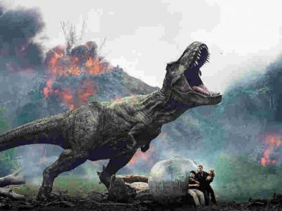 Dinosaurs never existed, evolution is nonsense, and palaeontology is rife with fraud