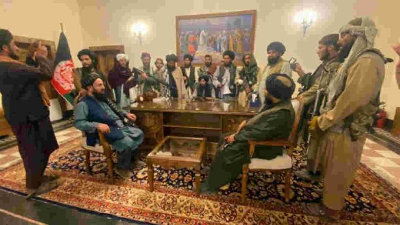 Afghanistan falls to the Taliban, and becomes an Islamic Emirate