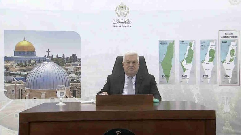Abbas issues an ultimatum to Israel: withdraw within one year or else